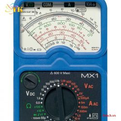 Đồng hồ vạn năng Metrix MX 1