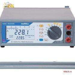 Đồng hồ vạn năng Metrix MX 5006