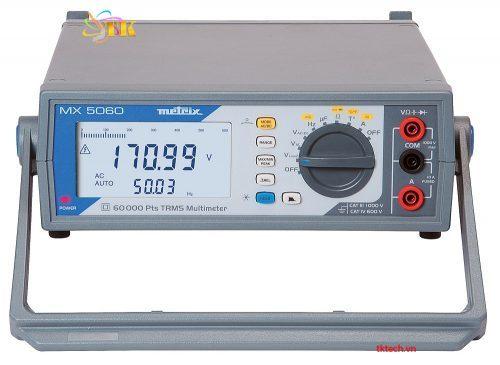 Đồng hồ vạn năng Metrix MX 5060