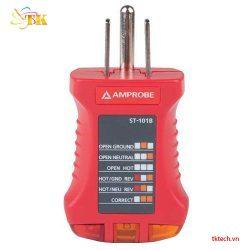 Máy kiểm tra ổ cắm dây điện Amprobe ST-101B