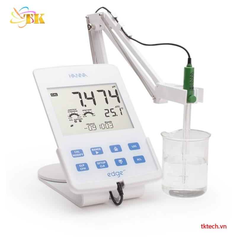 Máy đo pH Hanna HI2002-01