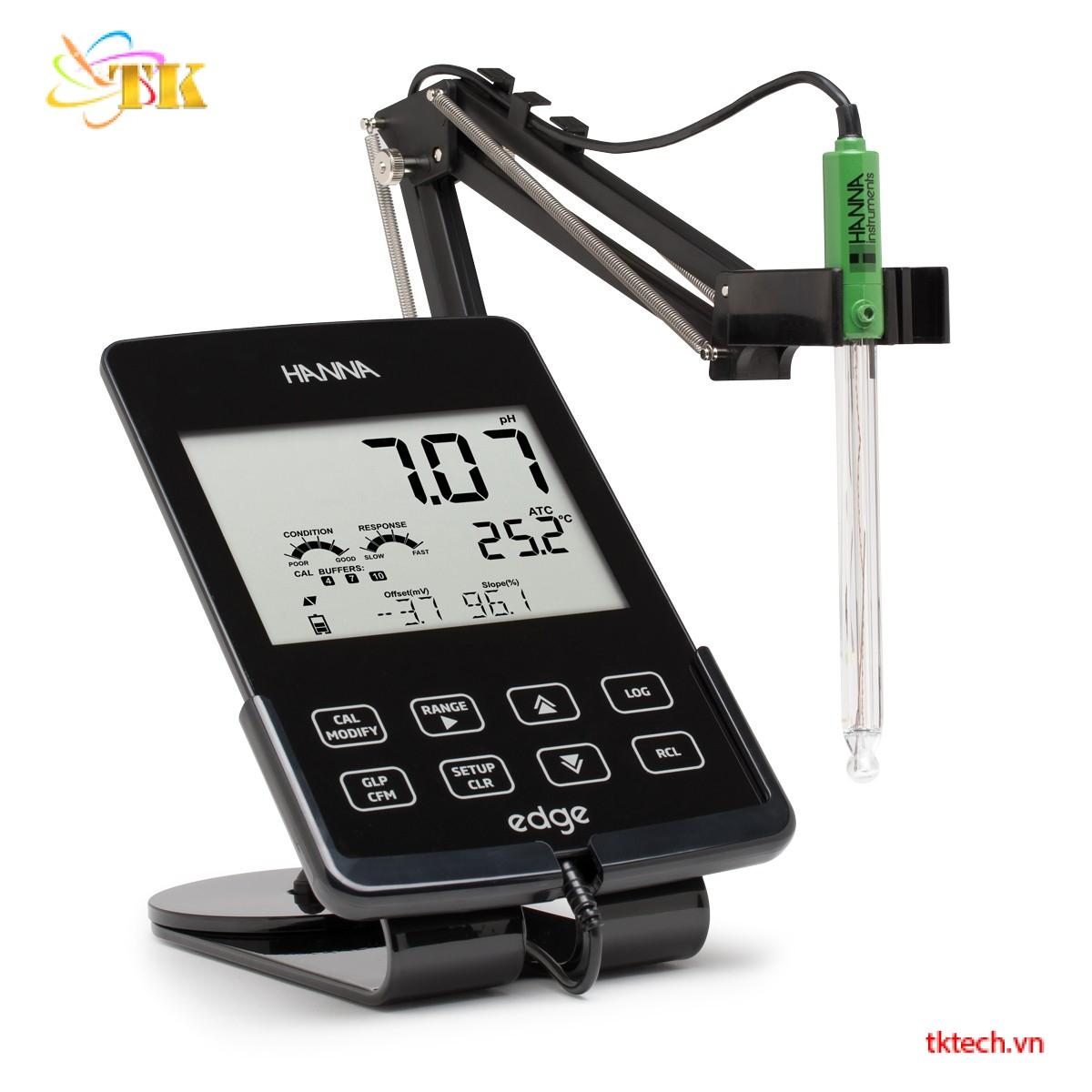 Máy đo pH Hanna HI2020-01
