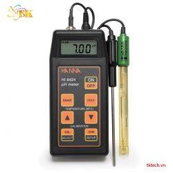 Máy đo pH/mV Hanna HI8424