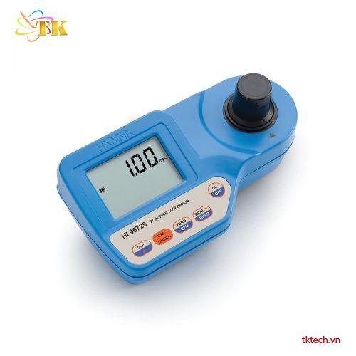Quang kế đo Fluoride Hanna HI96729