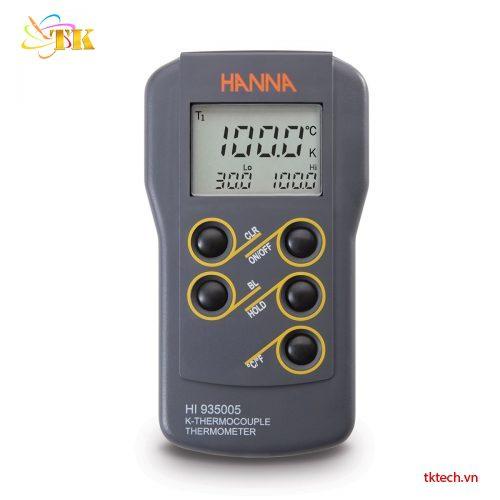 Nhiệt kế Hanna HI935005