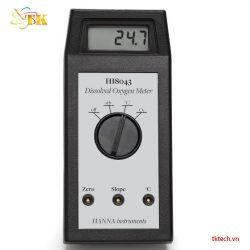 Máy đo oxy hòa tan Hanna HI8043