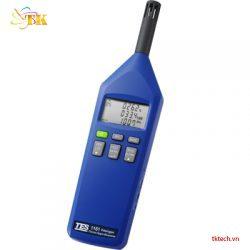 Máy đo nhiệt độ độ ẩm, áp suất TES-1160