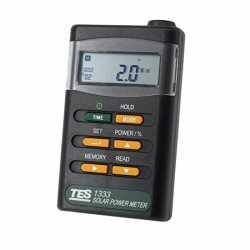 Máy đo năng lượng mặt trời TES-1333 / TES-1333R