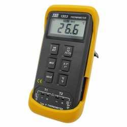 Máy đo nhiệt độ kiểu K Tes-1300/TES-1303