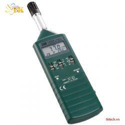Máy đo nhiệt độ độ ẩm TES-1360A