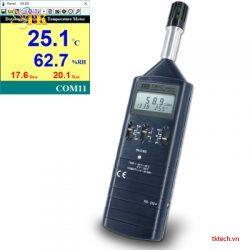 Máy đo nhiệt độ độ ẩm TES-1361C