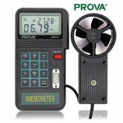 Máy đo tốc độ gió Tes AVM-05 / AVM-07
