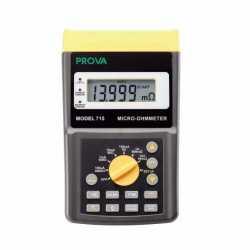Máy đo điện trở thấp Tes Prova-710