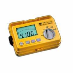 Máy kiểm tra điện trở cách điện Tes-1601