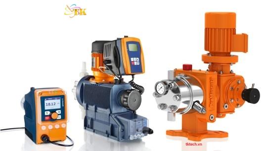 Bơm định lượng là gì? What is a Metering Pumps?