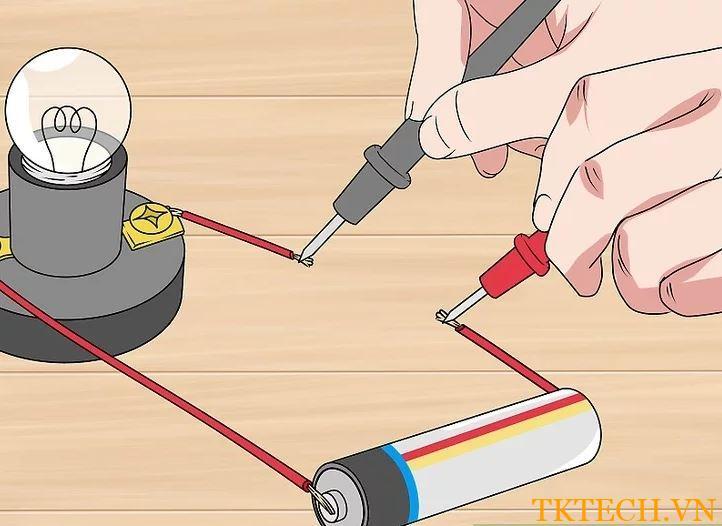 Cách sử dụng đồng hồ vạn năng đo dòng điện 5