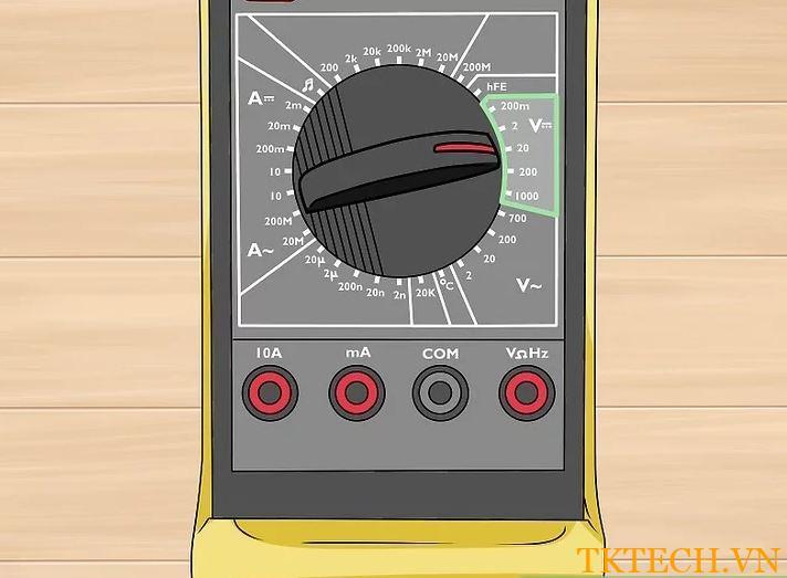 Cách sử dụng đồng hồ vạn năng (How to use a Multimeter)