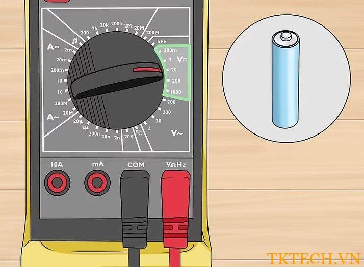 Hướng dẫn đo điện áp