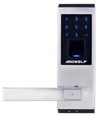 Khóa cửa vân tay sinh trắc học bảo mật Ardolf A20