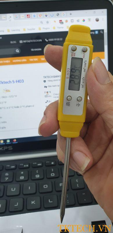 Bút đo nhiệt độ-3