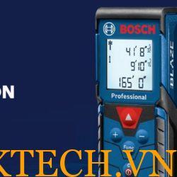 Chế độ bật laser Máy đo khoảng cách Bosch Blaze GLM 165–40