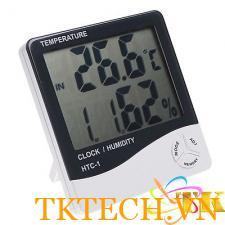 Nhiệt ẩm kế để bàn HTC-1