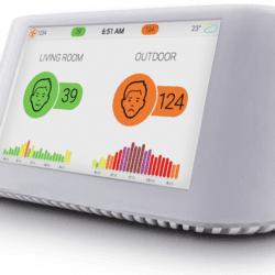Máy đo chất lượng không khí IQAir AirVisual Pro