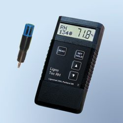 Máy đo độ ẩm bê tông Ligno-Tec RH