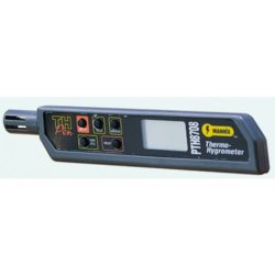 Máy đo nhiệt độ độ ẩm Lignomat Thermo-Hygrometer PN
