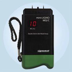 Máy đo độ ẩm gỗ Mini-Ligno MD/C