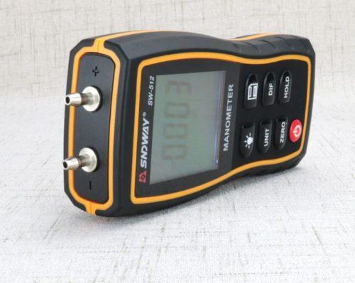Đầu đo Máy đo áp suất SNDWAY SW-512