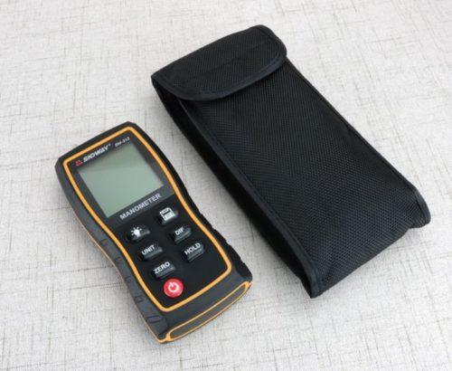 Phụ kiện Máy đo áp suất SNDWAY SW-512