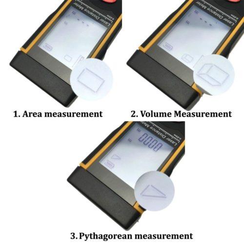 Màn hình Bút đo khoảng cách SNDWAY SW-P50