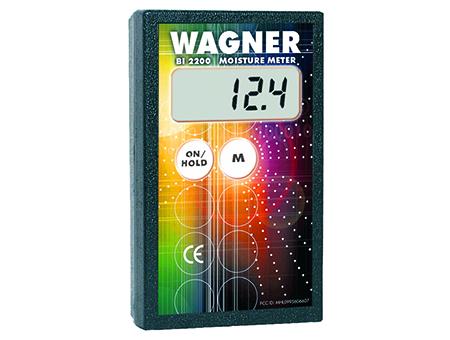 Máy đo độ ẩm tường Wagner BI2200