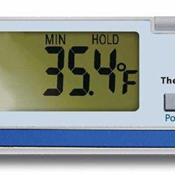 Máy đo nhiệt độ độ ẩm gỗ Wagner TH-200