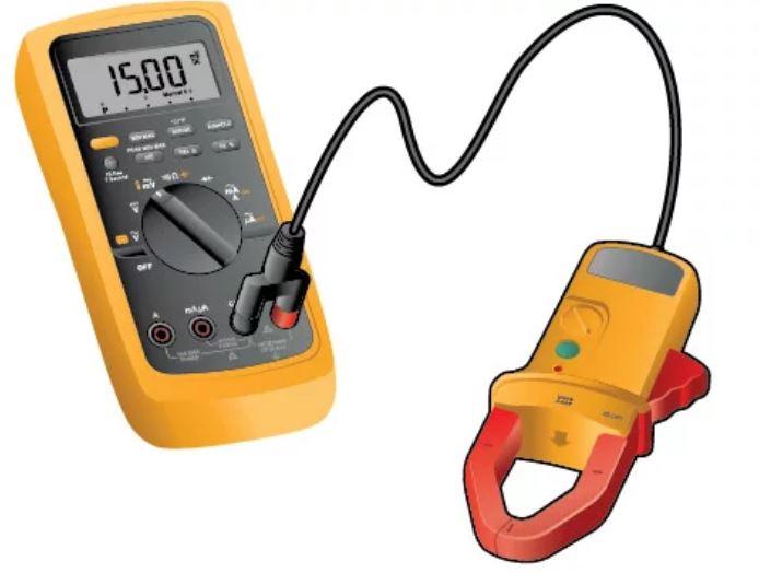 Cách đo dòng điện với cảm biến kẹp