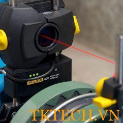 Căn chỉnh bằng tia laser