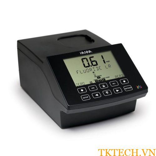 Máy đo quang phổ đa chỉ tiêu Hanna HI801-01
