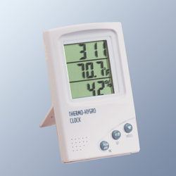 Máy đo nhiệt độ Lignomat Thermo-Hygrometer TH