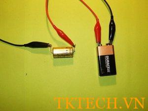 Kiểm tra điện áp tụ điện