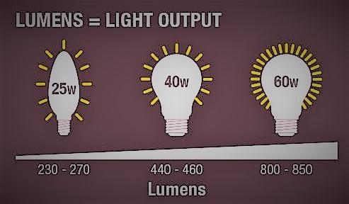 Lumen là gì? Độ sáng Lumen