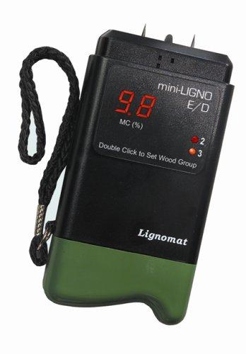 Máy đo độ ẩm gỗ mini-Ligno E/D