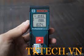 cách sử dụng Máy đo khoảng cách Bosch GLM 25