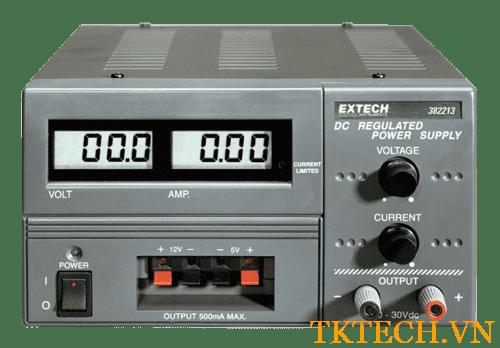 Nguồn một chiều Extech 382213