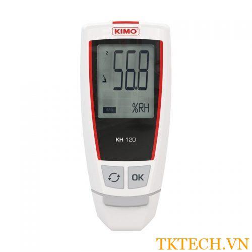 Nhiệt ẩm kế tự ghi Kimo KH-120