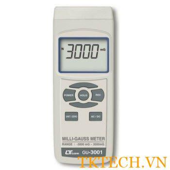 Máy đo từ trường Lutron GU-3001