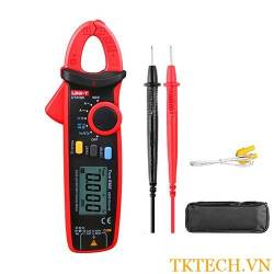 Ampe kìm Uni-T UT210D đo dòng AC/DC 200A