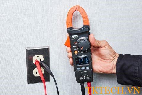 Kiểm tra các ổ điện
