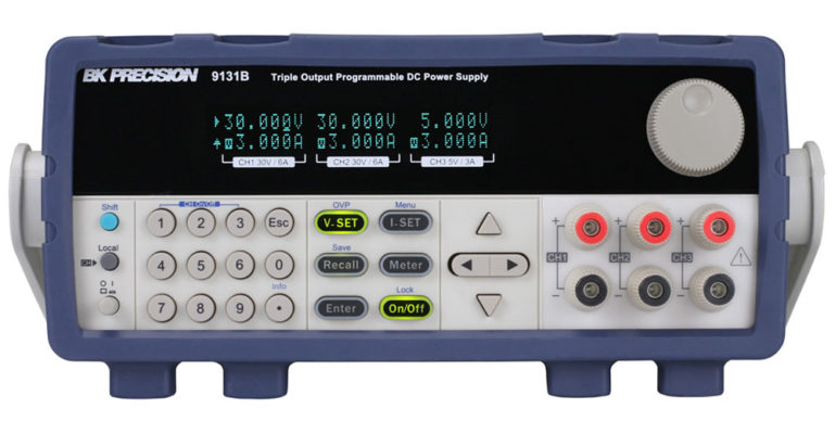 Bộ nguồn lập trình BK Precision 9131B