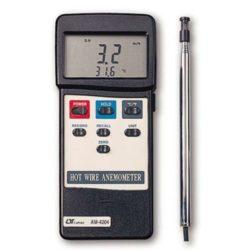 Máy đo tốc độ gió Lutron AM-4204